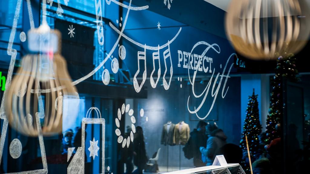 Eröffnung der Weihnachtssaison « HY! Pop-up-Store
